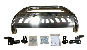 Aries Ss Off Road Front Bumper Guard Stainless 2011 2014 Gm Sierra Silverado