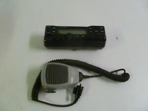 Oem Kenwood Kch 11 Tk690h Tk790h Tk890h Advanced Radio Control Head W Kmc 27 Mic