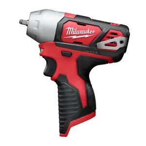 Milwaukee 2461 20 M12 1 4 Compact Lightweight Impact Wrench With Friction Ring