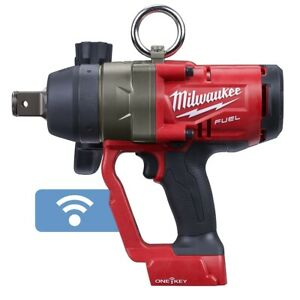 Milwaukee 2867 20 M18 Fuel 1 High Torque Cordless Impact Wrench With Onekey
