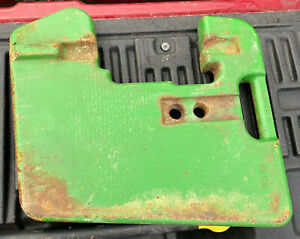 R51680 Tractor Front Suitcase Weight 99lbs Fits John Deere