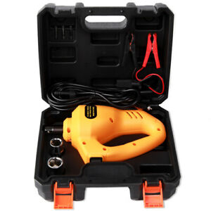 Electric Impact Wrench 1 2 Inch 12v Impact Driver Car Repair Tool
