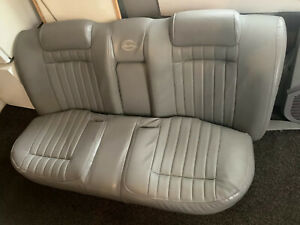 1994 1995 1996 Chevy Impala Ss Gray Rear Seat 94 95 96 Nice