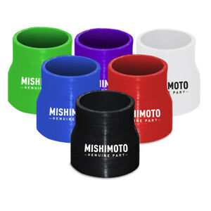 Mishimoto 2 5 To 2 75 Silicone Transition Coupler Black