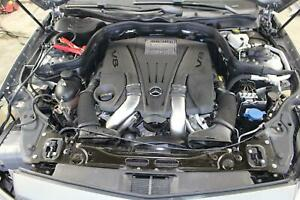 2014 Mercedes Cls class 4 6l Engine Twin Turbo 218 Type Cls550 Awd 67k Tested