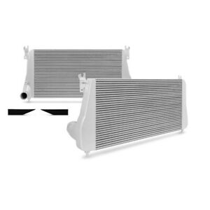 Mishimoto Intercooler Kit Fits Chevrolet 6 6l Duramax 2006 2010 Silver