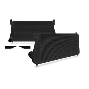 Mishimoto Intercooler Kit Fits Chevrolet 6 6l Duramax 2006 2010 Black