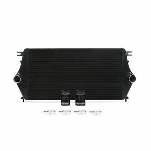 Mishimoto Performance Intercooler Fits Nissan Titan Xd 2016 2019 Stealth Black
