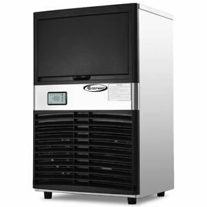 Durable Automatic Portable Commercial Ice Maker Machine