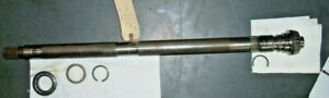 Ford 4000 4 Cyl Tractor Select O Speed Single Speed Front Pto Shaft 314242