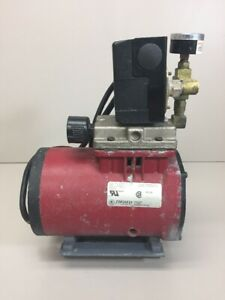 Thomas Power Air Compressor Vacuum Pump 607ccd22 230v