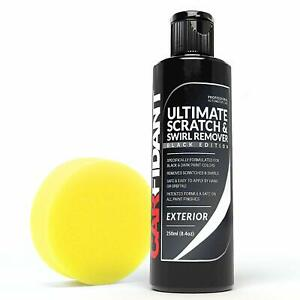 Carfidant Black Car Scratch Remover Ultimate Scratch And Swirl Remover New