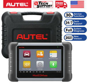 Autel Maxicom Mk808 As Ds808 Mx808 Obd2 Scanner Auto Full System Diagnostic Tool