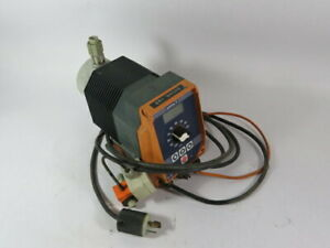 Prominent G 5b0813pp2000d20001 Metering Pump Missing Cover 115v 50 60hz Used