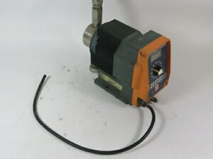 Prominent G 5b1602ss2000d21000 Metering Pump 115v 60hz 47w 4 1a Used