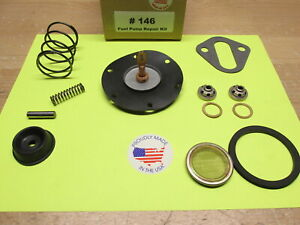 1937 To 1951 Chevrolet 216 235 6 Cylinder Modern Fuel Pump Kit Today S Fuel Usa