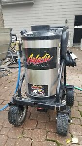 Aaladin 13 216 Ss 1600psi 2gpm Hot Water Pressure Washer