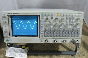Fluke Pm3394b 200mhz 4 chan Autoranging Combiscope Digital Storage Oscilloscope