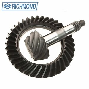Richmond Gear 69 0204 1 Street Gear Differential Ring And Pinion