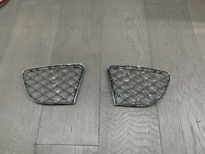 Bentley Continental Gt Front Grill Set