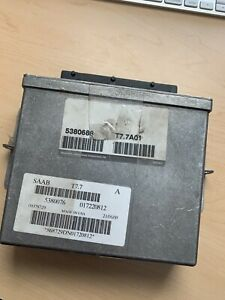 Saab T7 Ecu For Tuning Parts Tested Good 5380688
