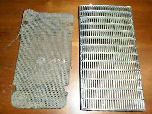 1960 60 Ford Thunderbird Center Console Speaker Grille Grill Cover