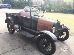 1926 Ford Model T Roadster Pickup Body And Bed Only No Fenders No Chassis