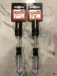 Craftsman Tools Torx Screwdriver T25 T20 Model 941476 And 941475 Made In Usa