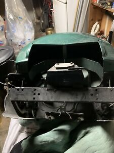 1980 1990s Rear Bumper Continental Kit Spare Tire Carrier Low Rider Cadillac