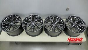 2020 Chevrolet Camaro Zl1 Oem Take Off Wheels Set Of Four 4