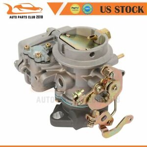 Replaces 923808 Carburetor For 1954 1958 Jeep Willys Truck Jeep Willys Cj 3