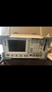 Aeroflex Ifr 3902 1 Ghz Advanced Radio Test Set Loaded With Options
