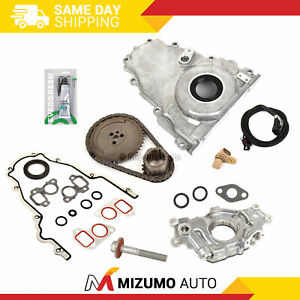 Ls9 Ls7 Ls2 Cam Swap To Ls1 Lq4 Lq9 Timing Chain Kit Cover High Volume Oil Pump