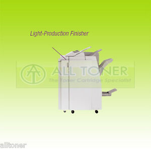 Production Finisher With Booklet Maker Dtx For Xerox Docucolor 242 252 260 7775
