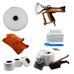 Shrink Wrap Boat Kit Heat Gun Tools Accessories Includes Ripack 3000