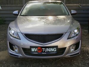 Front Grille grill Sport For Mazda 6 Atenza Gh 2008 2009 2010 2011 2012