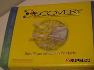 Supelco Sigma Aldrich Discovery Solid Phase Extraction 54225 u Ag Ion 750mg 6ml