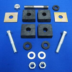 Oem Motor Mount Kit Front Rear Fits Lincoln Welder Sa 200 Sa 250 Gas Pipeline