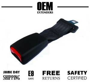 Seat Belt Extender Seatbelt Extension For 2005 Ford Mustang Fits Rear Seats