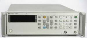 Hp Keysight 3324a 21 Mhz Synthesized Sweep function Generator