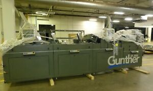 Gunther Ep 4000 Mail System Inserter