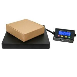 300kg 10g Digital Postal Scale Lcd Display For Shipping Weight Postage Us
