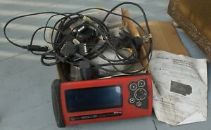 Snap On Solus Scanner Won T Power Up With Many Adaptor Cables Look