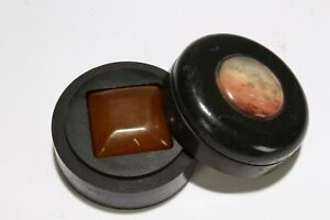 An Estate Chinese Lidded Soapstone Seal