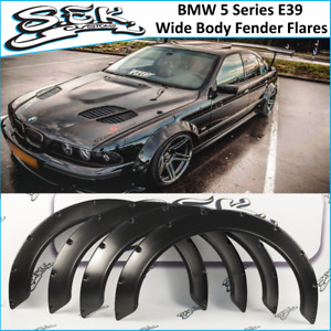 Bmw E39 Wide Body Kit Fender Flares Set 4 Pcs 70mm Bmw 5 Series Wheel Arches