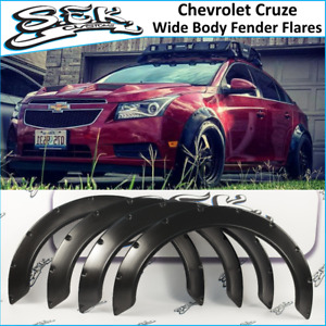 Chevrolet Cruze Wide Body Kit Fender Flares Set Chevy Wheel Arches 70mm
