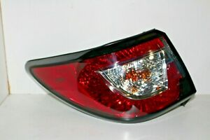 2013 2017 Chevrolet Traverse Left Driver Quarter Mounted Tail Light Lamp Oem