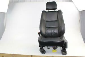 2014 Jeep Grand Cherokee Front Driver Left seat Electric Leather Memory Oem