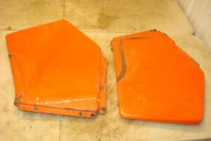 Allis Chalmers 7030 Tractor Side Dash Panels