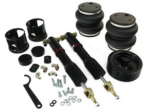Air Lift 78621 Strut Air Suspension 5 1 Rear Drop Kit Fits 2015 19 Ford Mustang